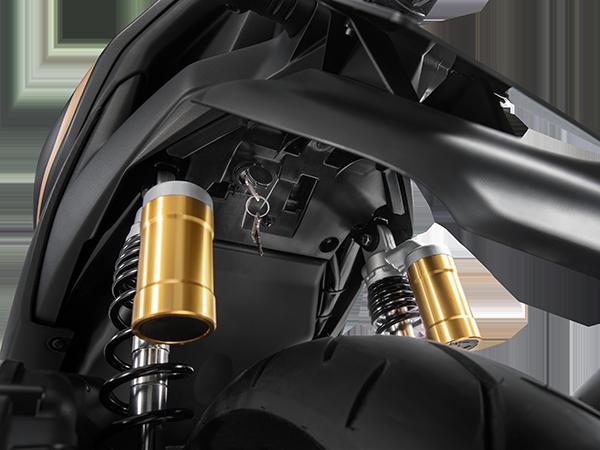 Phuộc sau Yamaha NVX 155 VVA thế hệ 2 2020