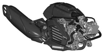 Động cơ Yamaha NVX 155 VVA 2020