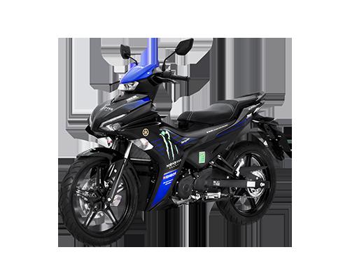 Xe EXCITER 155 VVA PHIÊN BẢN MONSTER ENERGY MOTOGP màu Đen - Xanh
